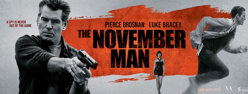 The November Man (A) - Tamil
