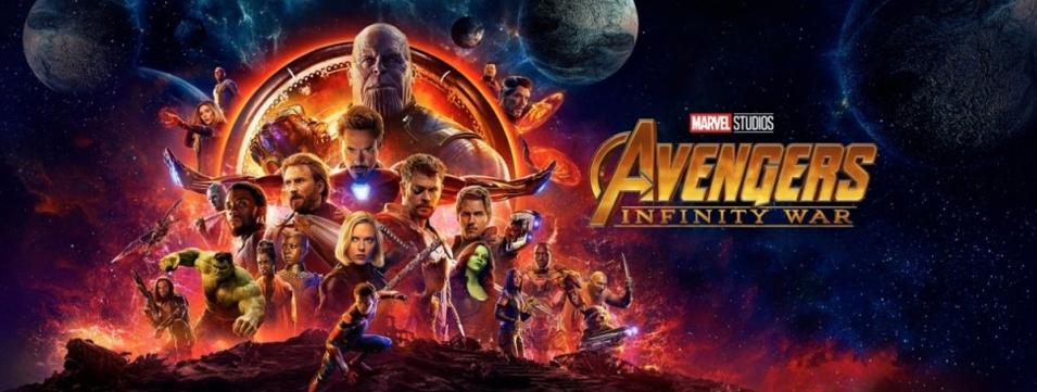 Avengers Infinity War (U/A) - Tamil