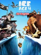 Ice Age Continental Drift English