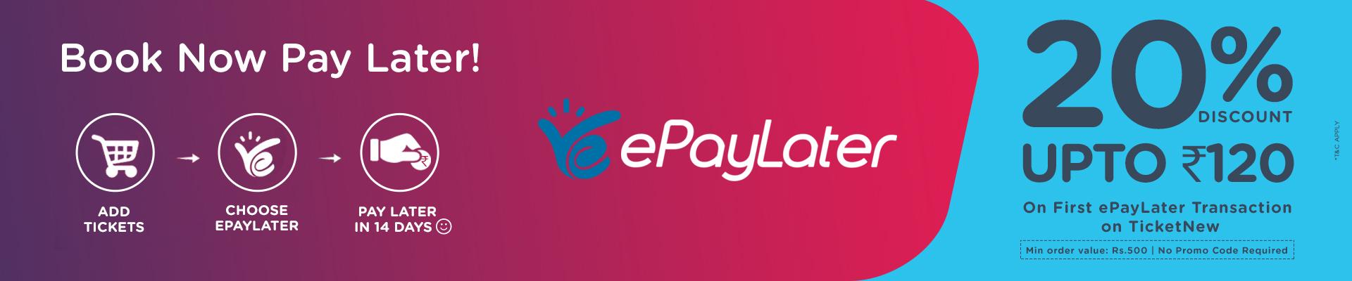 EpayLater Banner