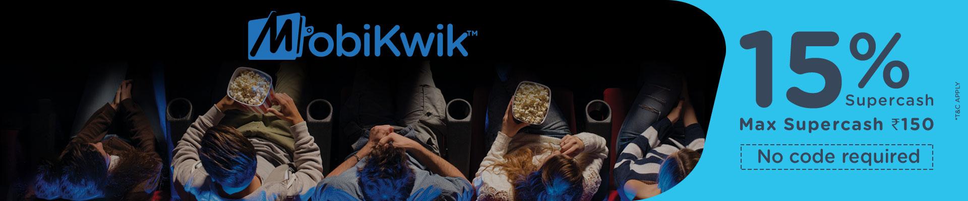 Mobikwik April Banner