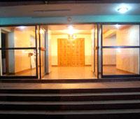 Screen Entrance