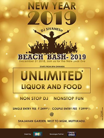 BEACH BASH 2019