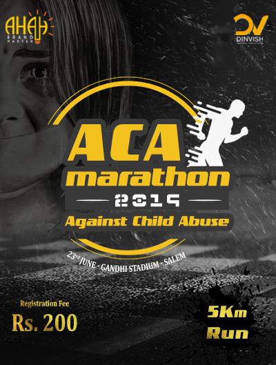 ACA Marathon ( Against Child Abuse ) 2019