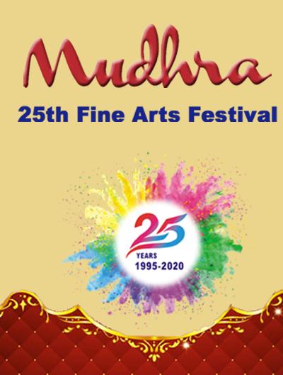 MUDHRA - 25th FINE ARTS FESTIVAL