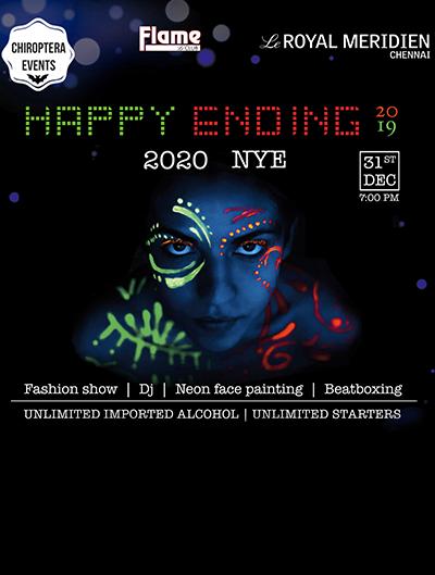 Happy Ending 2019 - 2020 NYE