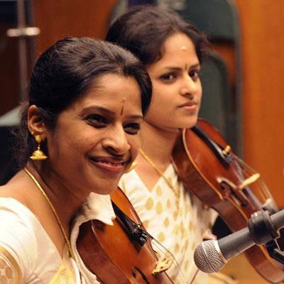 MUDHRA presents 24th FINE ARTS FESTIVAL on 06-01-2018 performing SPECIAL FOUR HOUR CONCERT by Akkarai Sisters Subhalakshmi & Subhashree  - Vocal Duet H.N.Bhaskar - Violin Neyveli Narayanan - Mridangam N.Guruprasad - Kanjira 5.00pm. Infosys Hall, Ramakrishna Mission School Campus, 31, Krishna Street, T.Nagar, Chennai - 600 017(opp. to Joyalukkas and adjacent to Shah showroom)