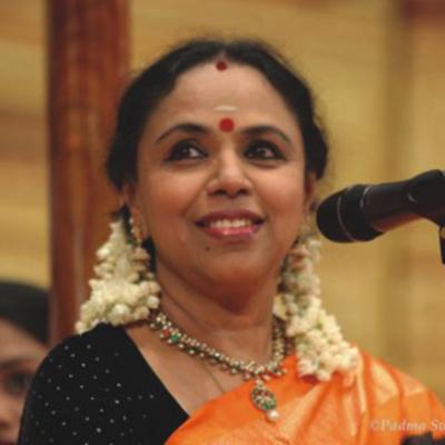 MUDHRA presents 25th FINE ARTS FESTIVAL on 14-12-2019 performing on 6.15 PM   Sudha Ragunathan - Vocal L.Ramakrishnan - Violin N.C.Bharadwaj - Mridangam Anirudh Athreya - Kanjira  Tickets Type Rates               Row Rs.200              M, N, O, P, Q Rs.500              H, I,J Rs.1000            E, F Rs.1500            A