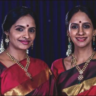 MUDHRA presents 25th FINE ARTS FESTIVAL on 20-12-2019 performing on 6.15 PM     Ranjani & Gayatri - Vocal Duet L.Ramakrishnan - Violin Manoj Siva - Mridangam S.Krishna  - Ghatam.  Tickets Type Rates               Row Rs.200              M, N, O, P, Q Rs.500              H, I,J Rs.1000            E, F Rs.1500            A